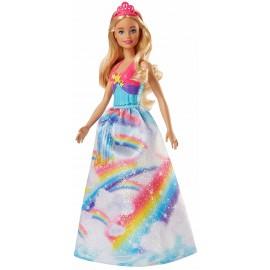 Barbie Principessa della Baia Dell'Arcobaleno - Barbie Dreamtopia di Mattel FJC95