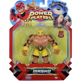 Power Players Personaggio Masko , Giochi Preziosi PWW01000