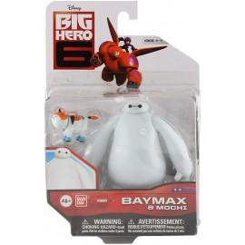 Big Hero 6 - COLLECTION BAYMAX BIANCO E MOCHI 10 CM