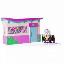 Powerpuff Girls 6028020 Powerpuff Girls - Mojo Jojo Jewelry Store Heist Playset by Power Puff Girls