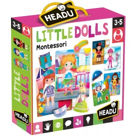 Headu Montessori , Little Dolls, MU24827