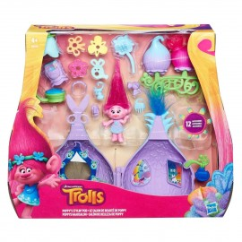Trolls - Salone di bellezza di Poppy di Hasbro