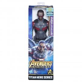 MARVEL'S FALCON  29 CM TITAN HERO POWER FX AVENGERS INFINITY WAR di Hasbro E2170