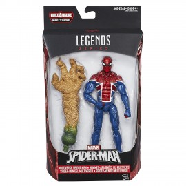 Mrvel Spider-Man Legends Action Figure: Spider UK di Hasbro C0031-A6655
