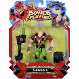 Power Players Personaggio Sergente  Sarge di Giochi Preziosi PWW01000
