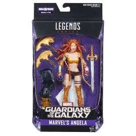 Marvel Legends Guardiani della Galassia Vol. 2 - Marvel's Angela 15cm figura