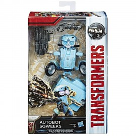 Transformers - Premier Edition Autobot Sqweeks di Hasbro C2403-C0887