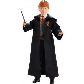 Harry Potter e la Camera dei Segreti, Bambola Ron Weasley, 27 cm di Mattel FYM52
