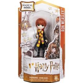 Harry Potter personaggio Ron Weasley, bambola articolata 7.5 cm, Spin Master 6061844