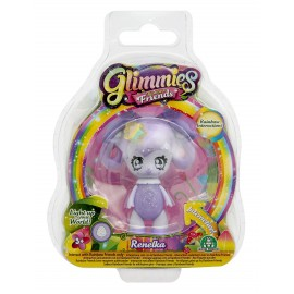 Giochi Preziosi - Glimmies Rainbow Friends Blister Singolo, Renelka