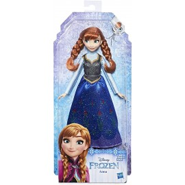 Disney Frozen - Fashion Doll Classica Anna B5161-E0316