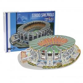 Nanostad Puzzle 3D, Stadio San Paolo Napoli di Giochi Preziosi