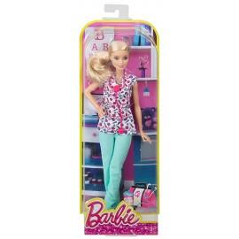 Barbie DMP54 - Bambola Barbie Infermiera