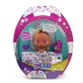 The Bellies- Pinky-Twink Bambola Interattiva, 700014563 Famosa