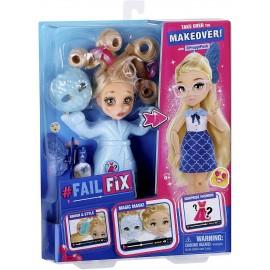 Failfix - Bambola che Cambia Look, Personaggio Preppi Posh di Famosa, 700016076