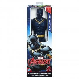 Avengers - Titan Hero, Personaggio Pantera Nera, 30 cm C0759