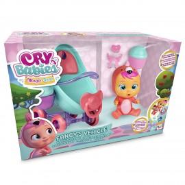 Mini Cry Babies Magic Tears Il veicolo di Fancy di IMC Toys 97957