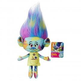 DreamWorks Trolls Harper Hug 'N Plush Doll by Trolls B7618-B6566