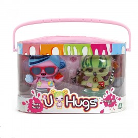 U-Hugs  - Bambola Sinky Sailor e Time-off Elf di Giochi Preziosi UHU16000
