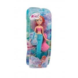 Winx Fairy Mermaid Bambola Bloom, Cambia Colore di Giochi Preziosi