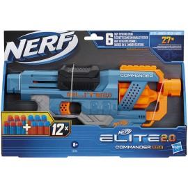 Nerf-Nerf Elite 2.0-Commander RD-6, Hasbro E9485