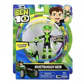 Ben 10, Rustbuggy Ben Action Figure di Giochi Preziosi BEN39000