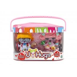 U-Hugs  - Bambola Flower e Painter di Giochi Preziosi UHU16000