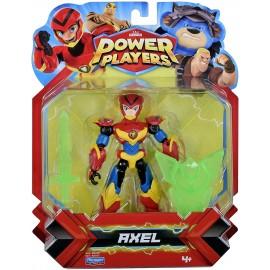Power Players  personaggio base Axel , Giochi Preziosi  PWW01000
