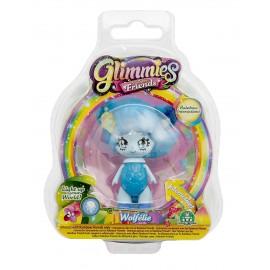 Giochi Preziosi - Glimmies Rainbow Friends Blister Singolo, Wolfélie