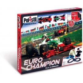 Pista Elettrica Polistil  Euro Champion F1, 390526.004 Goliath
