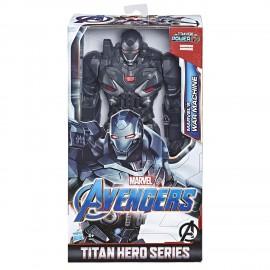 Marvel Avengers Titan Hero Delux Hero - War Machine, Hsbro E4017