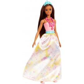 Barbie Principessa del Regno delle Caramelle - Barbie  Dreamtopia di Mattel FJC96
