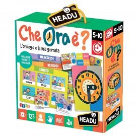 CHE ORA E'  Montessori  Headu IT21369