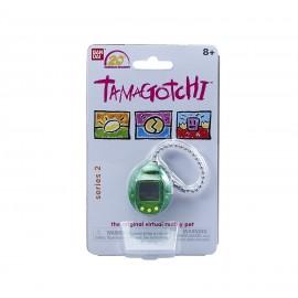 Tamagotchi Verde Trasparente 4 cm di Gig