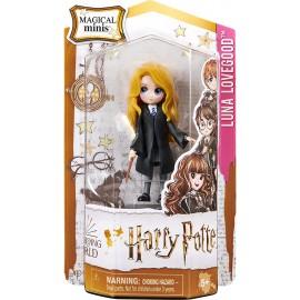 Harry Potter personaggio Luna Lovegood, bambola articolata 7.5 cm, Spin Master 6061844