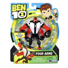 Ben 10 - Figura Base Four arms (Giochi Preziosi BEN00000)