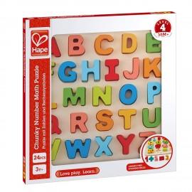 Hape novità dell'anno  E1551 - Giochi in Legno lettere e numeri gioca e impara - Hape la migliore !!!!!