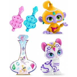 Fisher-Price Shimmer & Shine Tala and Nahal by Mattel DPH31