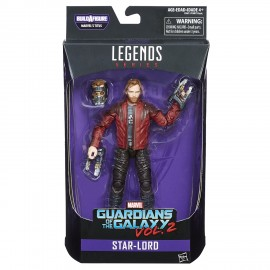 Marvel Legends Guardiani della Galassia Vol. 2 - Star Lord 15cm