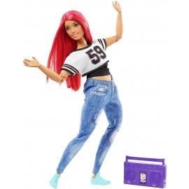 Barbie Ballerina di Break Dance, Mattel FJB19