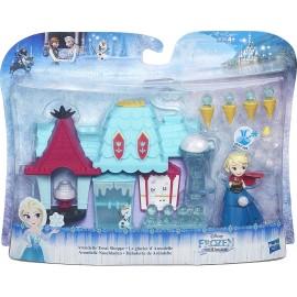 Disney Frozen - Hasbro B5195 Frozen La Gelateria di Arendelle - ELSA -