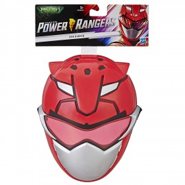 Power Rangers- Beast Morphers Maschera Red Ranger, Hasbro E5925-E5898