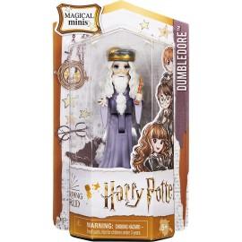 Harry Potter personaggio Silente, bambola articolata 7.5 cm, Spin Master 6061844