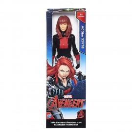 Avengers Titan Hero  Vedova Nera, 30 cm di Hasbro  B6661-B6534