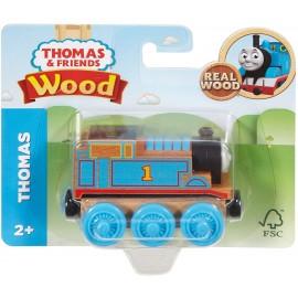 Trenino Thomas - Locomotiva Thomas-Treno in Legno di Mattel FHM16