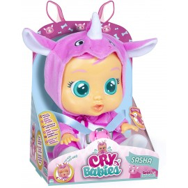 Cry Babies- Bambola Sasha, 93744