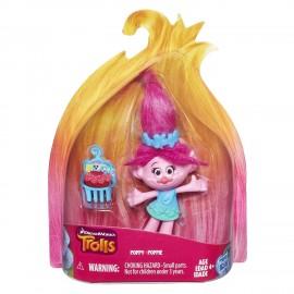 Trolls personaggio  Poppy B6555-B7346 di Hasbro