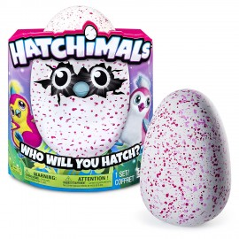 Hatchimals Pengualas -   Uovo Interattivo con Animaletto