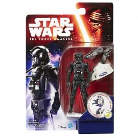 Star Wars The Force Awakens - Tie Fighter Pilot 10 cm di Hasbro B3450
