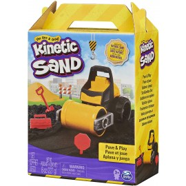 Kinetic Sand-  Construction Veicolo stradale,  Spin Master 6056481